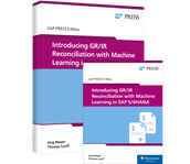 Cover von Introducing GR/IR Reconciliation with Machine Learning in SAP S/4HANA