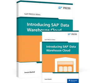 Cover von Introducing SAP Data Warehouse Cloud