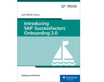 Cover von Introducing SAP SuccessFactors Onboarding 2.0