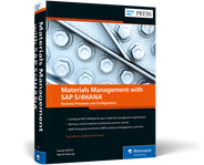 Cover von Materials Management with SAP S/4HANA