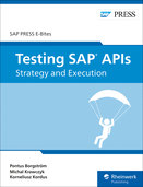 Cover of Testing SAP APIs: Strategy and Execution