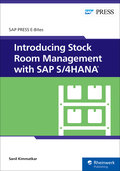 Cover of Introducing Stock Room Management with SAP S/4HANA