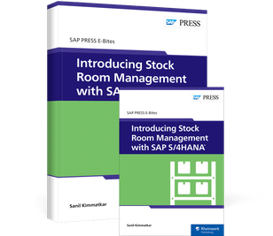 Cover von Introducing Stock Room Management with SAP S/4HANA