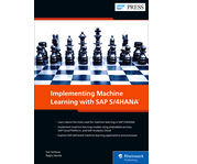 Cover of Implementing Machine Learning with SAP S/4HANA