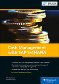 Cover von Cash Management with SAP S/4HANA