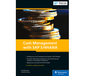 Cover of Cash Management with SAP S/4HANA