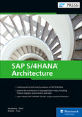 Cover von SAP S/4HANA Architecture