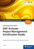 Cover von SAP Activate Project Management Certification Guide