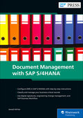 Cover von Document Management with SAP S/4HANA
