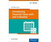 Cover von Introducing Financial Close with SAP S/4HANA