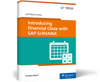 Cover of Introducing Financial Close with SAP S/4HANA
