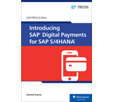 Cover von Introducing SAP Digital Payments for SAP S/4HANA
