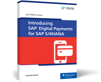 Cover of Introducing SAP Digital Payments for SAP S/4HANA