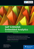 Cover of SAP S/4HANA Embedded Analytics