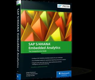 Cover of SAP S/4HANA Embedded Analytics