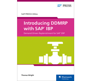 Cover von Introducing DDMRP with SAP IBP
