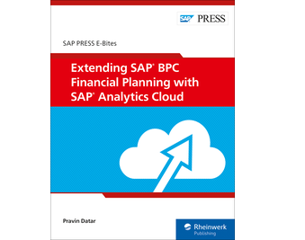 Cover of Extending SAP BPC Financial Planning with SAP Analytics Cloud