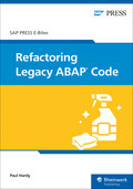 Cover von Refactoring Legacy ABAP Code