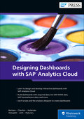 Cover von Designing Dashboards with SAP Analytics Cloud