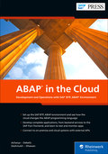 Cover of SAP Cloud Platform, ABAP Environment