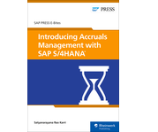 Cover von Introducing Accruals Management with SAP S/4HANA