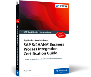 Cover of SAP S/4HANA Business Process Integration Certification Guide