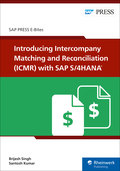 Cover of Introducing Intercompany Matching and Reconciliation (ICMR) with SAP S/4HANA