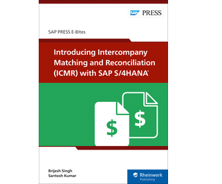 Cover von Introducing Intercompany Matching and Reconciliation (ICMR) with SAP S/4HANA