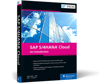 Cover of SAP S/4HANA Cloud