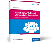 Cover von Migrating SAP S/4HANA Workloads to Hyperscalers: Planning and Design