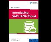Cover of Introducing SAP HANA Cloud