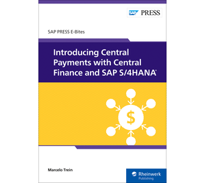 Cover of Introducing Central Payments with Central Finance and SAP S/4HANA