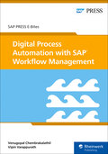 Cover von Digital Process Automation with SAP Cloud Platform Workflow Management