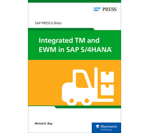 Cover of Integrated TM and EWM in SAP S/4HANA