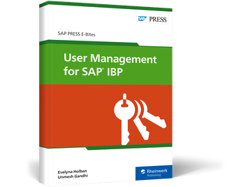 Cover von User Management for SAP IBP