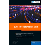 Cover of SAP Integration Suite
