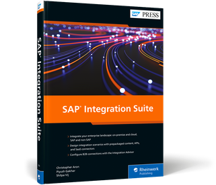 Cover of SAP Integration Suite