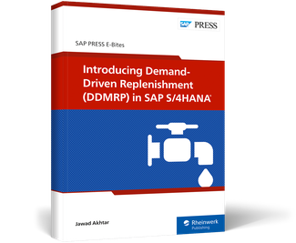 Cover of Introducing Demand-Driven Replenishment (DDMRP) in SAP S/4HANA