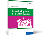 Cover von Introducing SAP S/4HANA Service