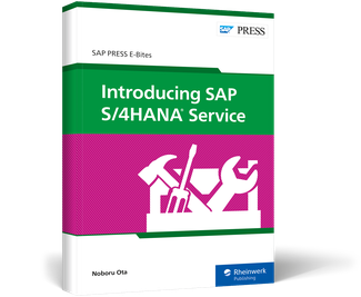 Cover of Introducing SAP S/4HANA Service