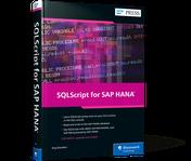 Cover of SQLScript for SAP HANA