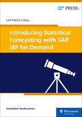 Cover von Introducing Statistical Forecasting with SAP IBP for Demand