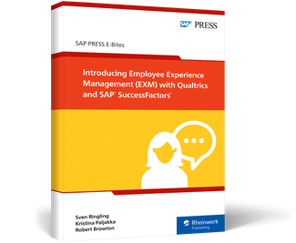 Cover of Introducing Employee Experience Management (HXM) with Qualtrics and SAP SuccessFactors