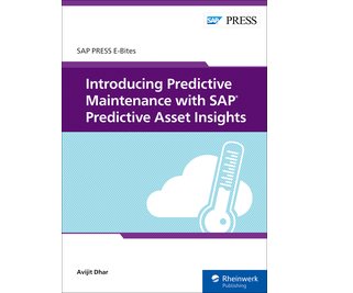 Cover of Introducing Predictive Maintenance with SAP Predictive Asset Insights