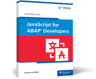 Cover of JavaScript for ABAP Developers