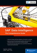 Cover of SAP Data Intelligence