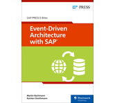 Cover von Event-Driven Architecture with SAP
