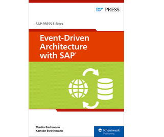 Cover of Event-Driven Architecture with SAP