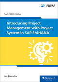 Cover von Introducing Project Management with Project System in SAP S/4HANA
