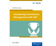 Cover of Introducing Commissions Management with SAP
